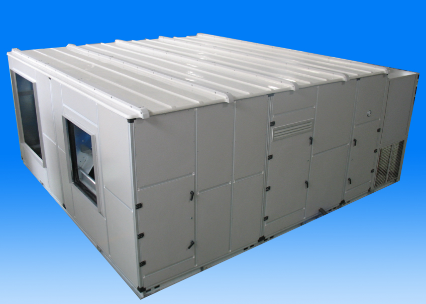 全新风一体式空调机组AF系列