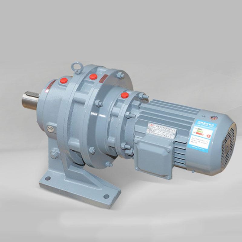 摆线针轮减速机安装与更换机油常识