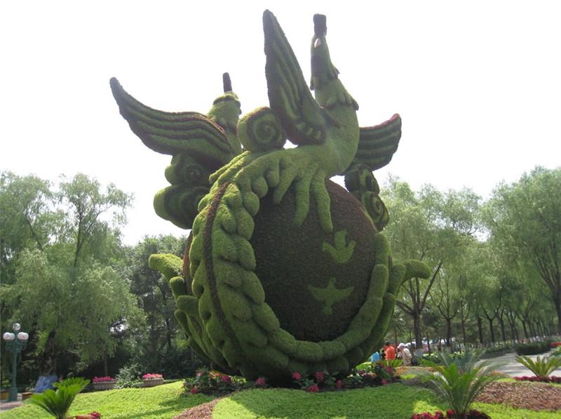綠雕系列三