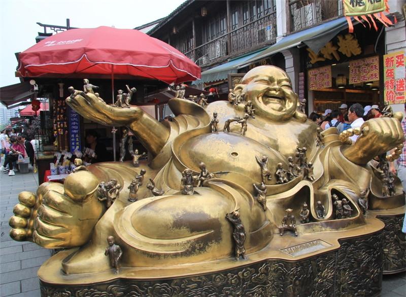鑄銅佛像雕塑