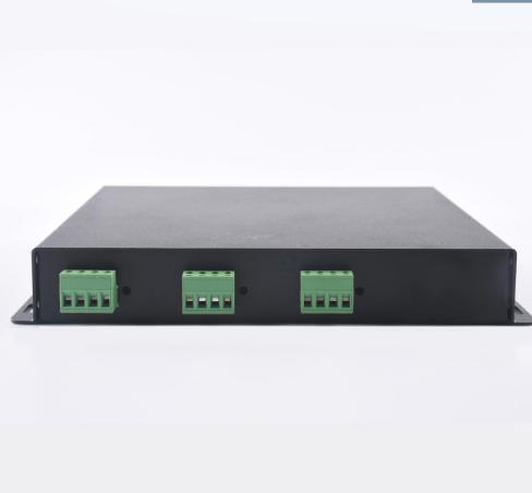 SIP可视五方通话三局分机