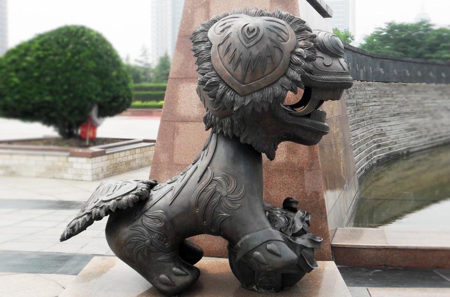 鑄銅鍛銅雕塑
