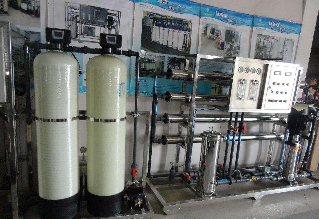 无锡电镀厂废水处理系统