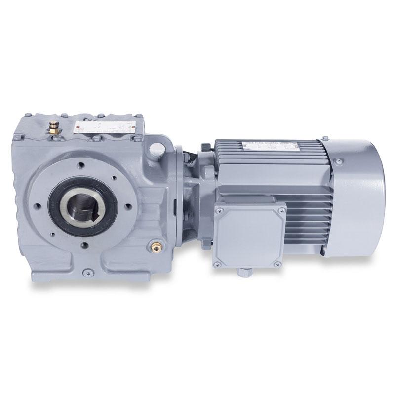 S系列斜齿轮涡轮减速机