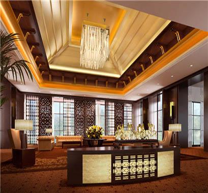 酒店设计中色彩是必不可少的重要元素