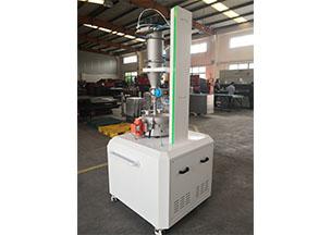 气体保护上料筛分系统
