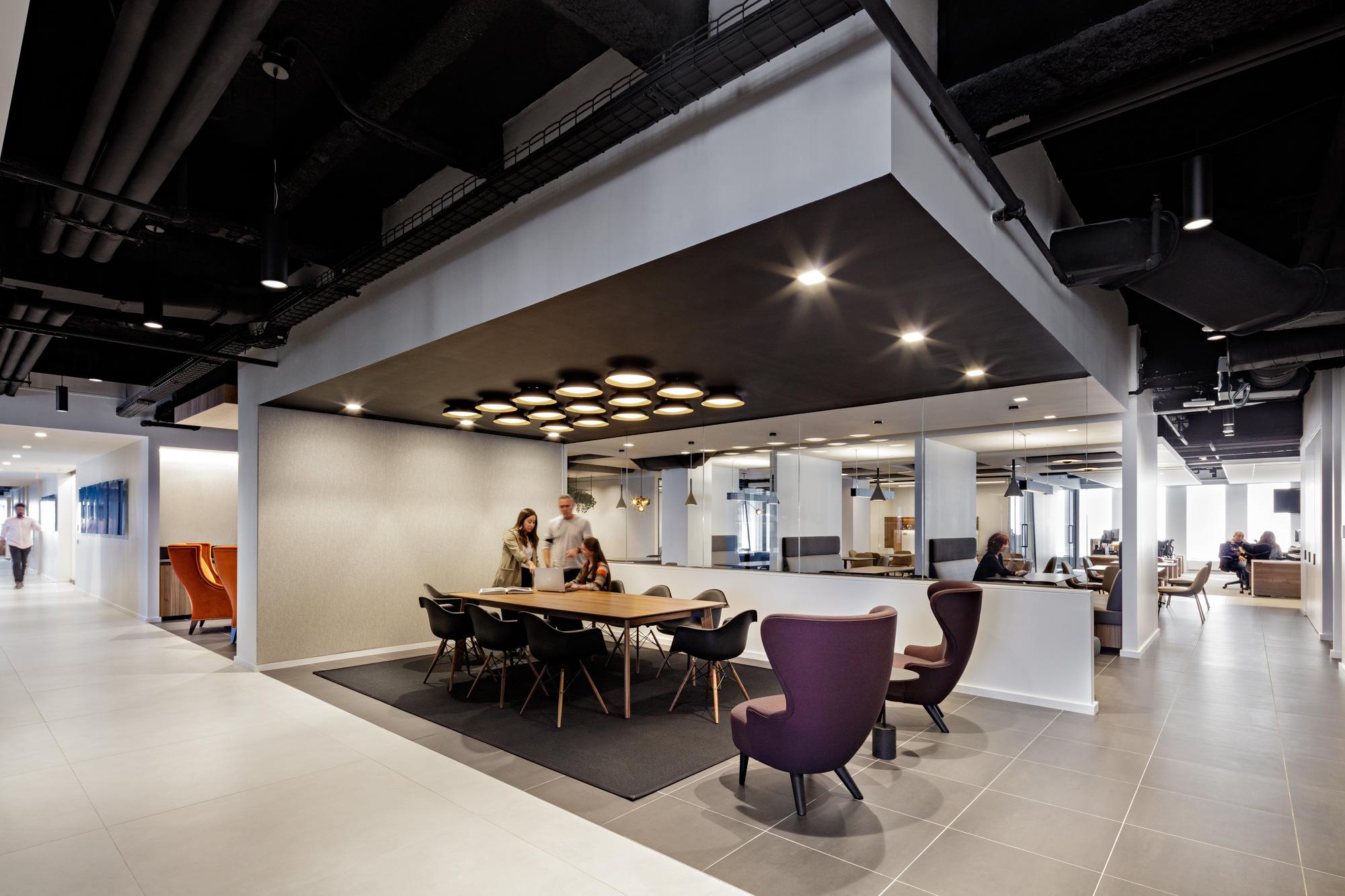 【现代简约】办公室室内装修设计