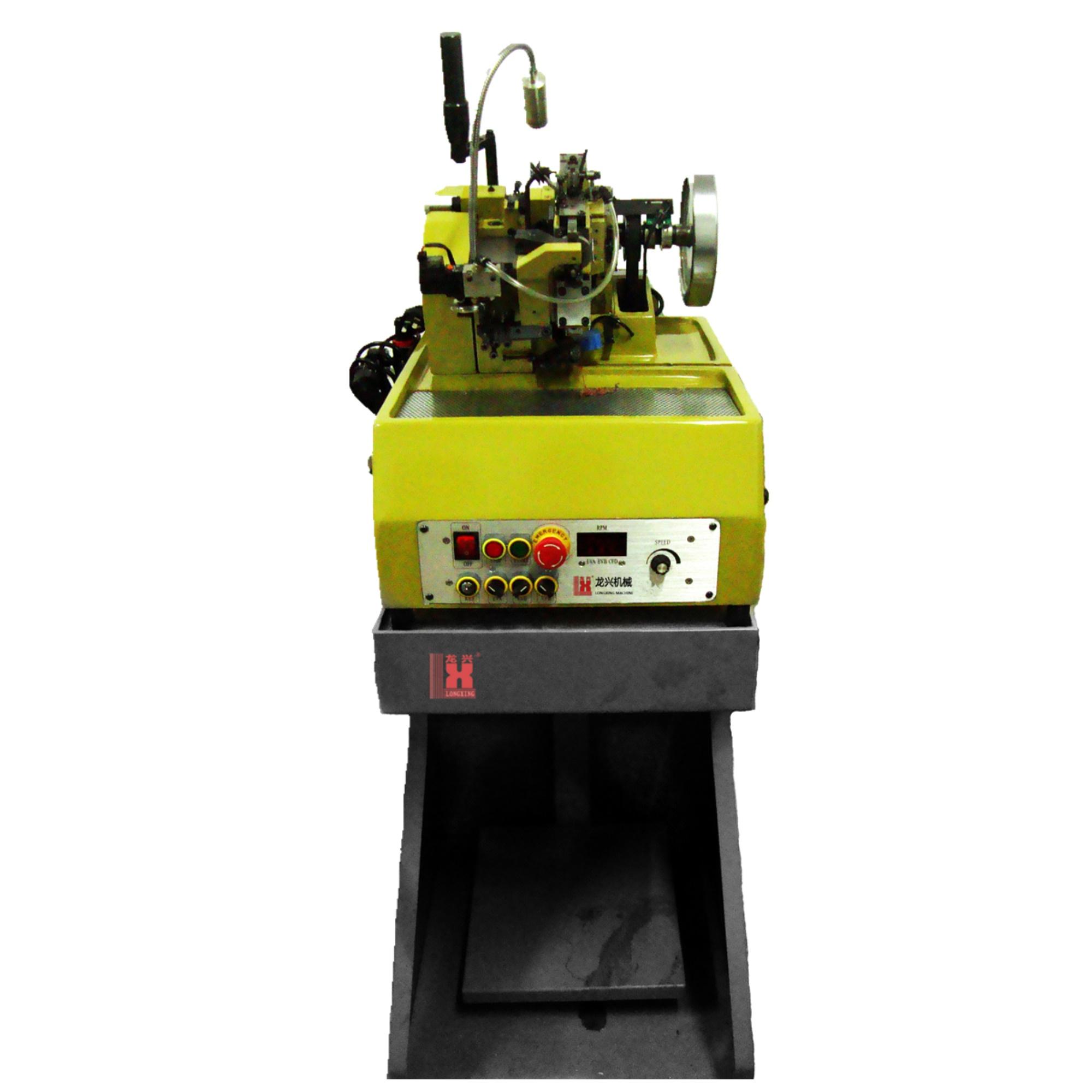 LX1009 激光焊接高速织链机