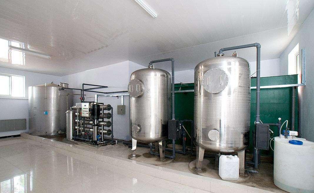 绿禾盛浅析电镀行业用超纯水设备