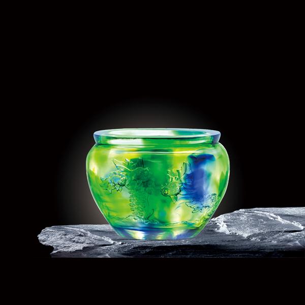 夏氏琉璃与您探讨琉璃的工艺分类