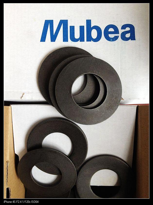 德国MUBEA碟形弹簧