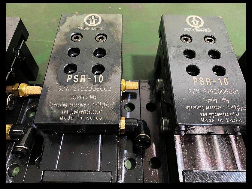 韩国POWERTEC-PSR系列冲压排废料装置