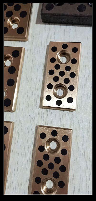 模具标准件之耐磨板导板