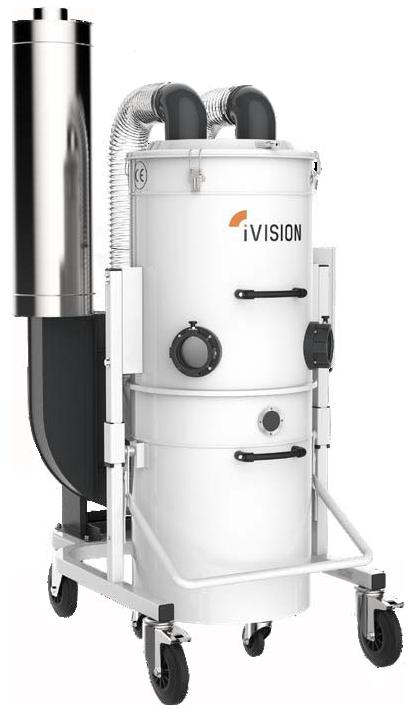 iv3-5.5-160-2500 工业除尘器