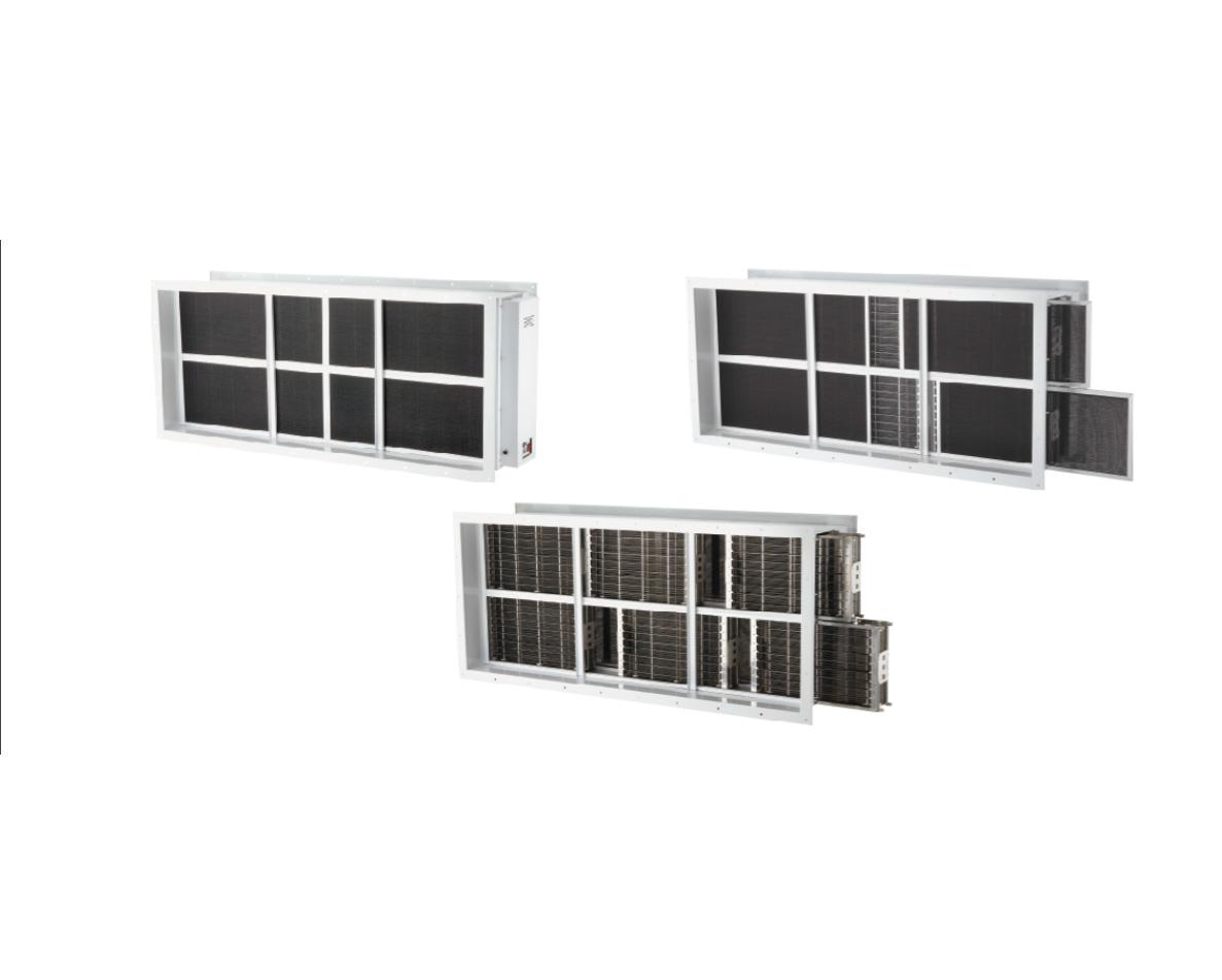 风道式电子除尘空气净化装置( MIC-E-FD系列)