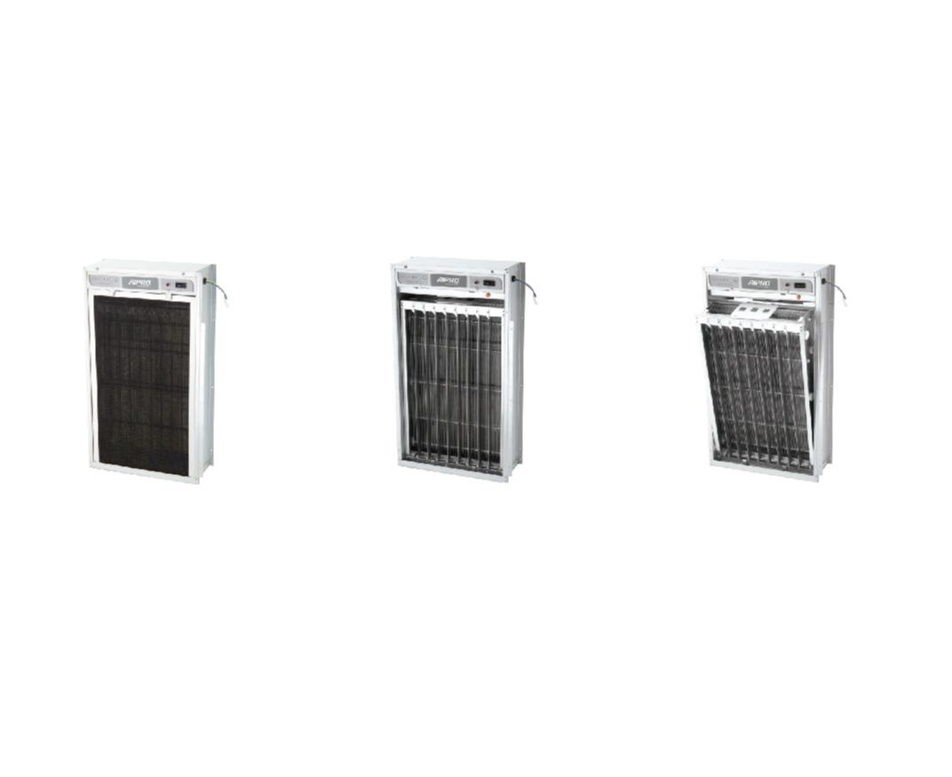 空调箱式电子除尘空气净化装置(MIC-E-ZK系列)