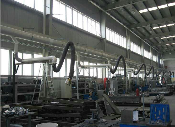 上海生产车间焊接飞速直播录像处理项目