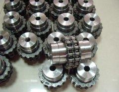 GL型滾子鏈聯軸器