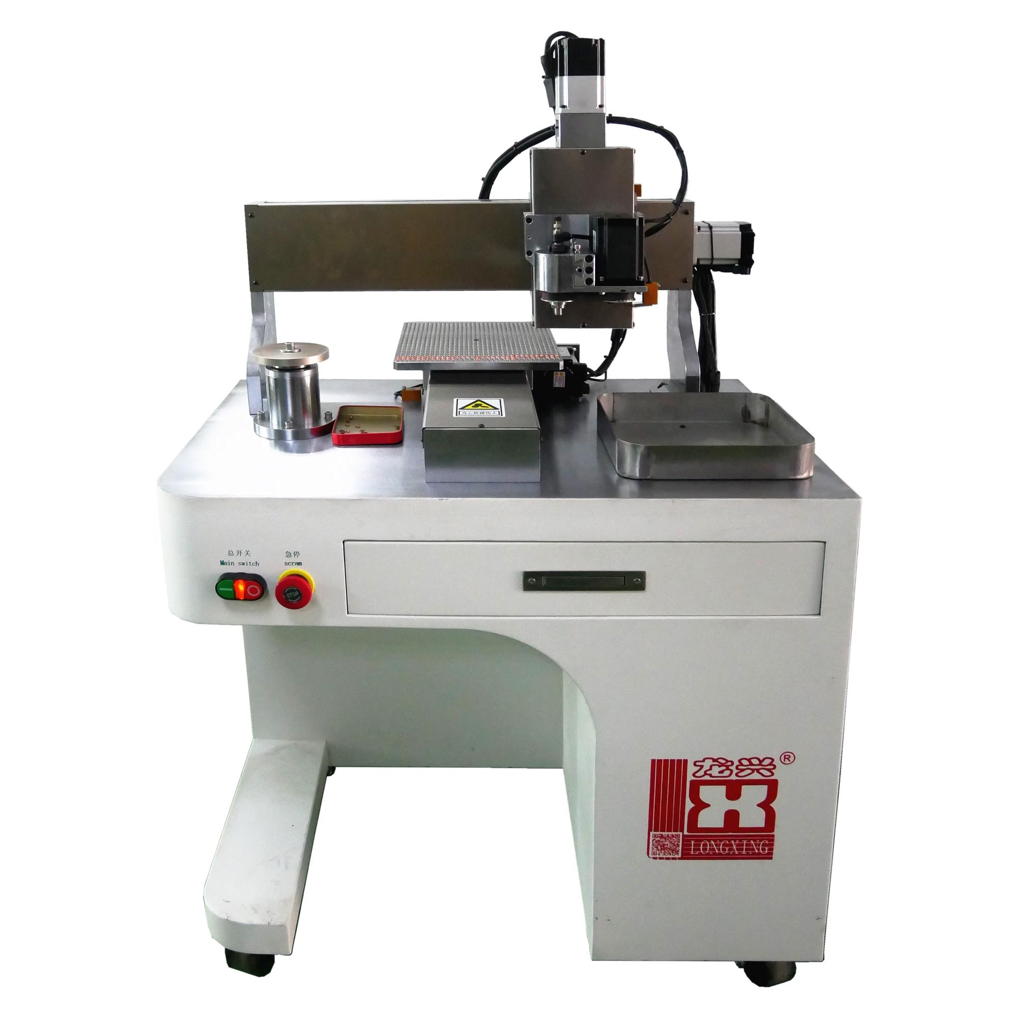 LX570自动截面微磨机