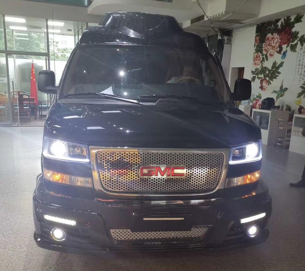 进口GMC G760商务房车