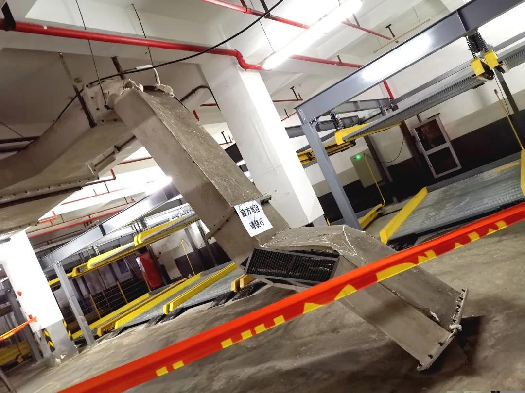 地下車庫通風管道檢測