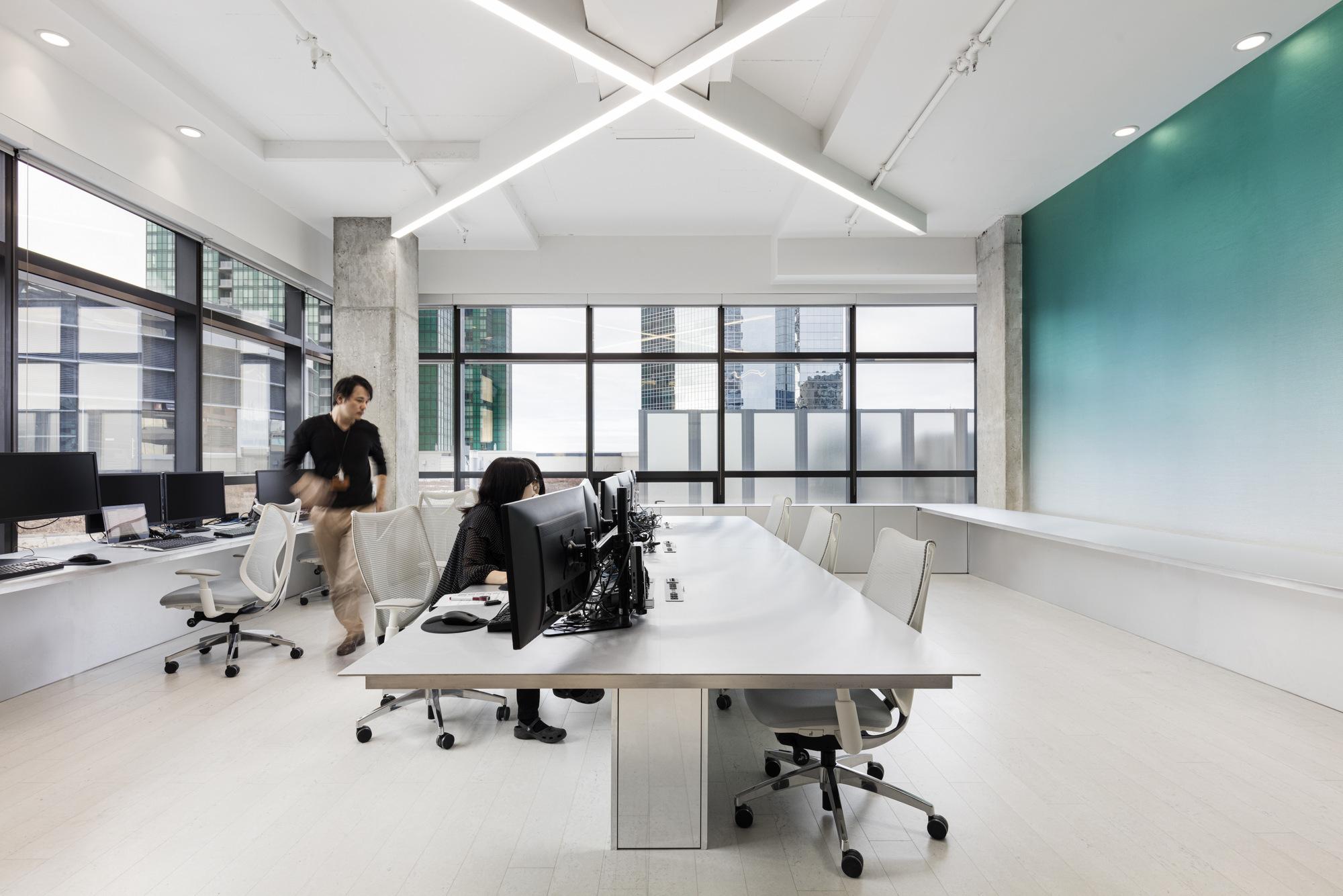 【现代简约】简约办公室装修