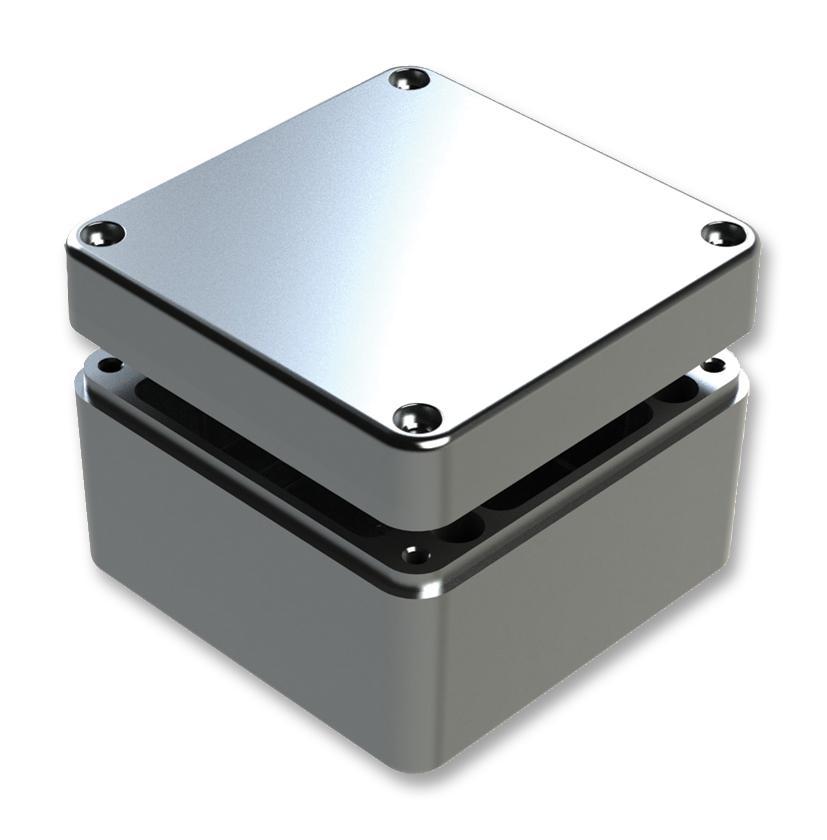 GA铸铝防水接线盒 GA121208