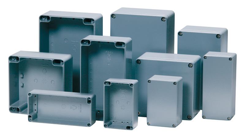 压铸铝防水接线盒