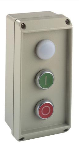 铸铝按钮盒