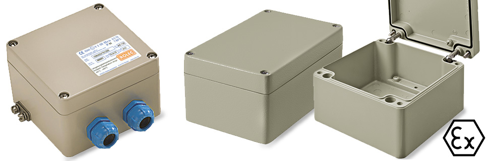 ALN铸铝接线盒