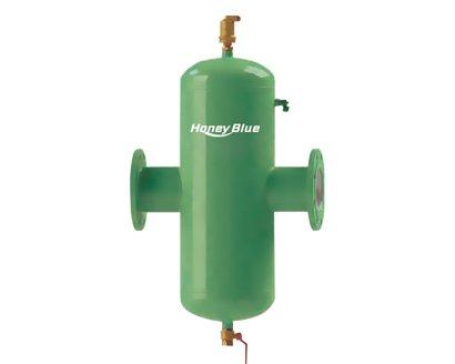 螺旋排气除污装置