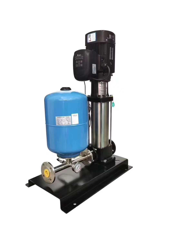 單泵變頻供水