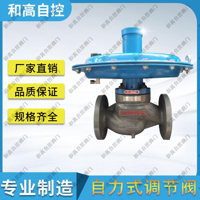 ZZVP自力式微压阀,泄氮阀