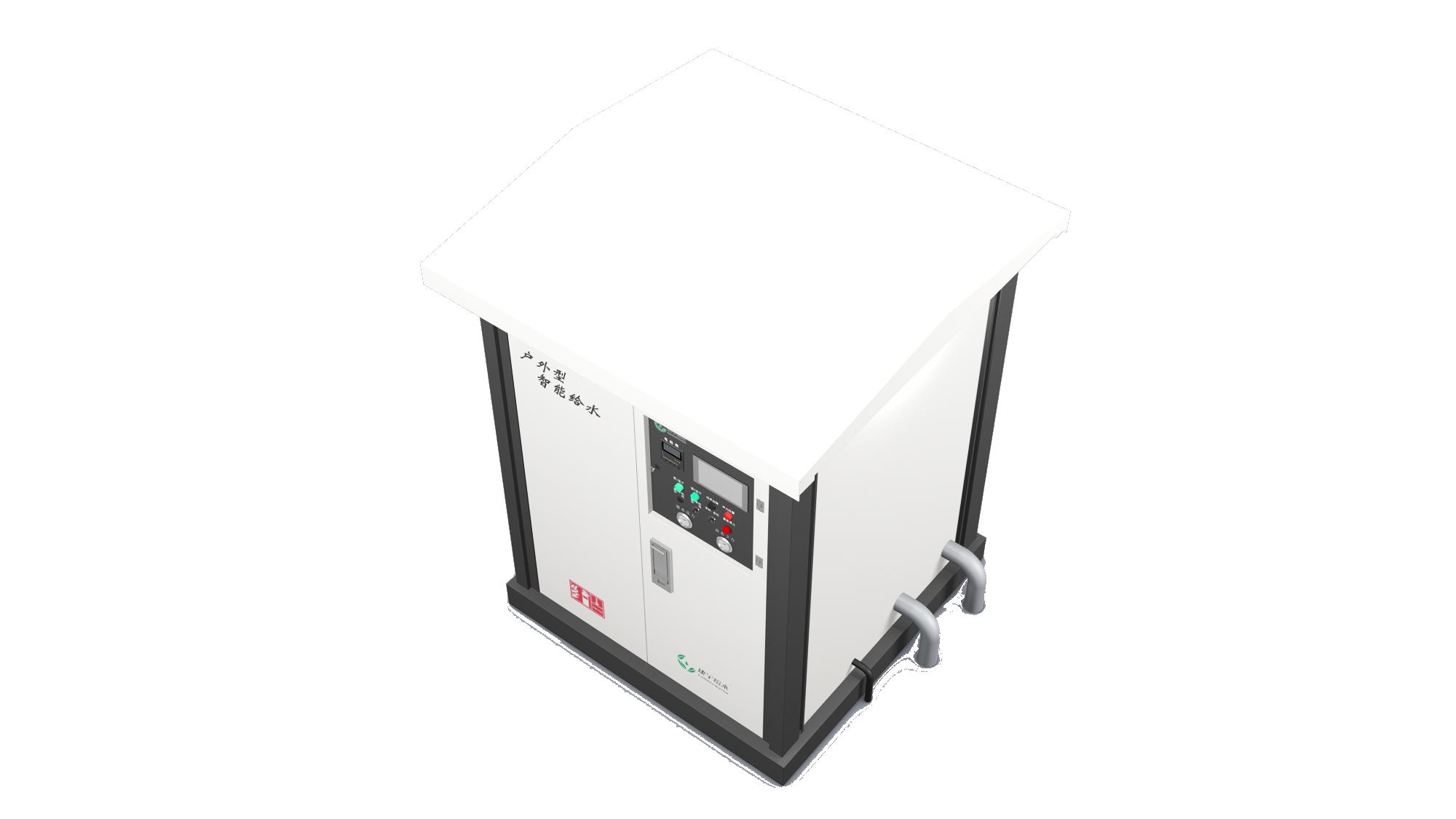 ZJD系列智能静音管网叠压给水设备-I型