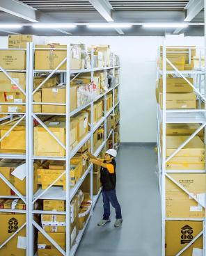 一站式系统化仓储包装物流