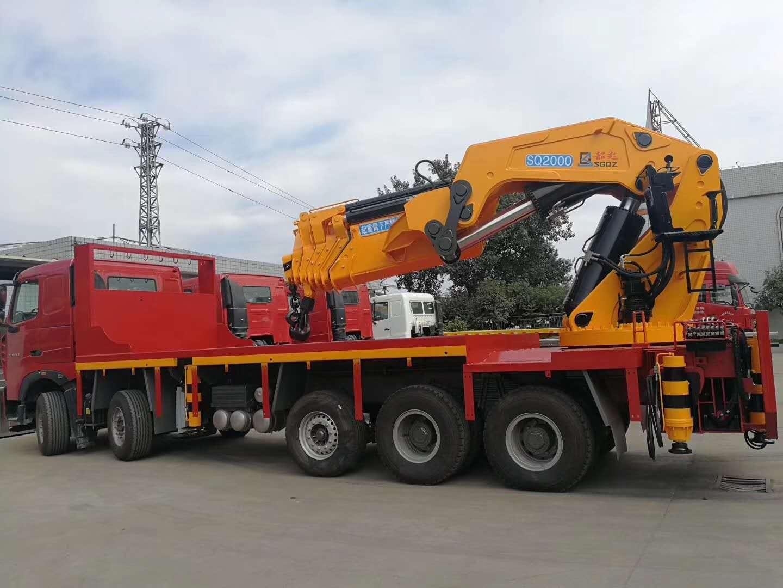 50吨吊车