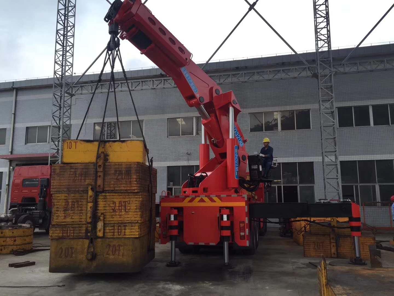 90吨吊车