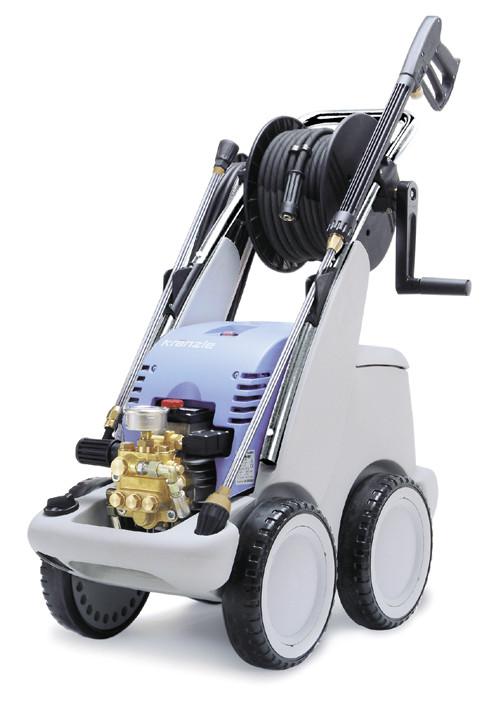 大力神quadro 599 TS T环卫保洁用高压清洗机 可移动式高压清洗车