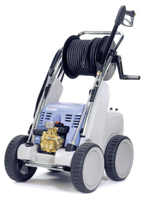 大力神Q800TS T油漆房除漆渣用大功率高压清洗机-油漆房用高压清洗机