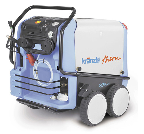 Therm 875-1进口大力神高压热水清洗机 工厂车间工业级高压清洗设备