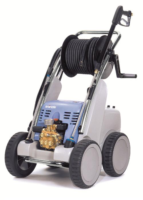 德国进口大力神 quadro 1200 TS T电动冷水高压清洗机价格 除锈高压清洗机