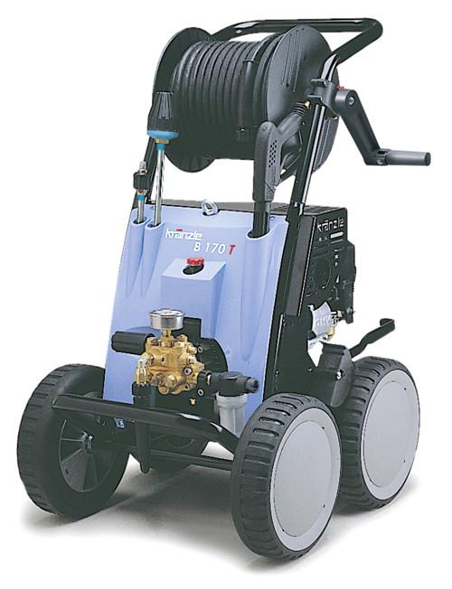 德国进口品牌 B200T 大力神高压冲洗车 汽油驱动高压冷水清洗机