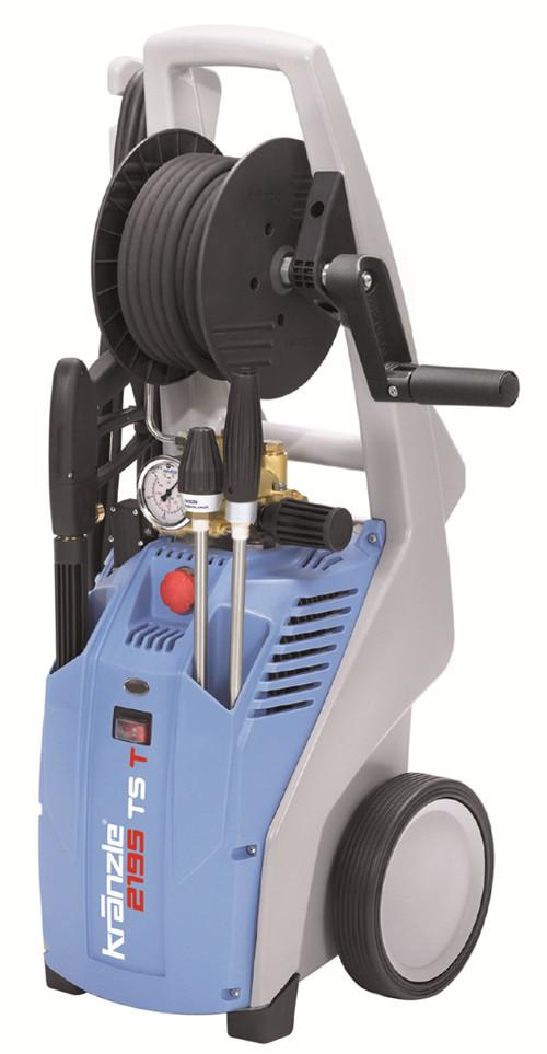 德国进口大力神K 2195TS高压清洗设备价格-高压冷水清洗机
