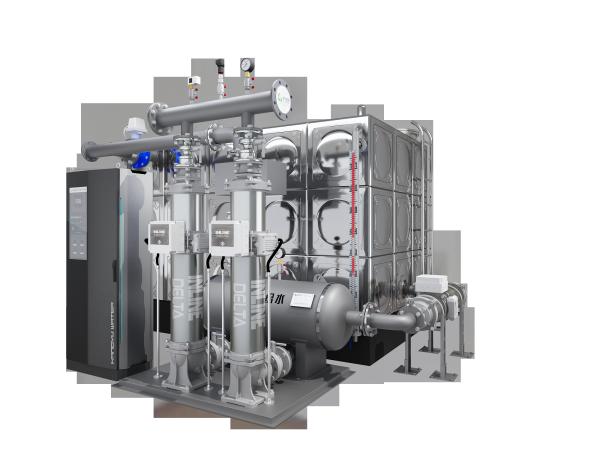 XGD双模箱式管网叠压给水设备
