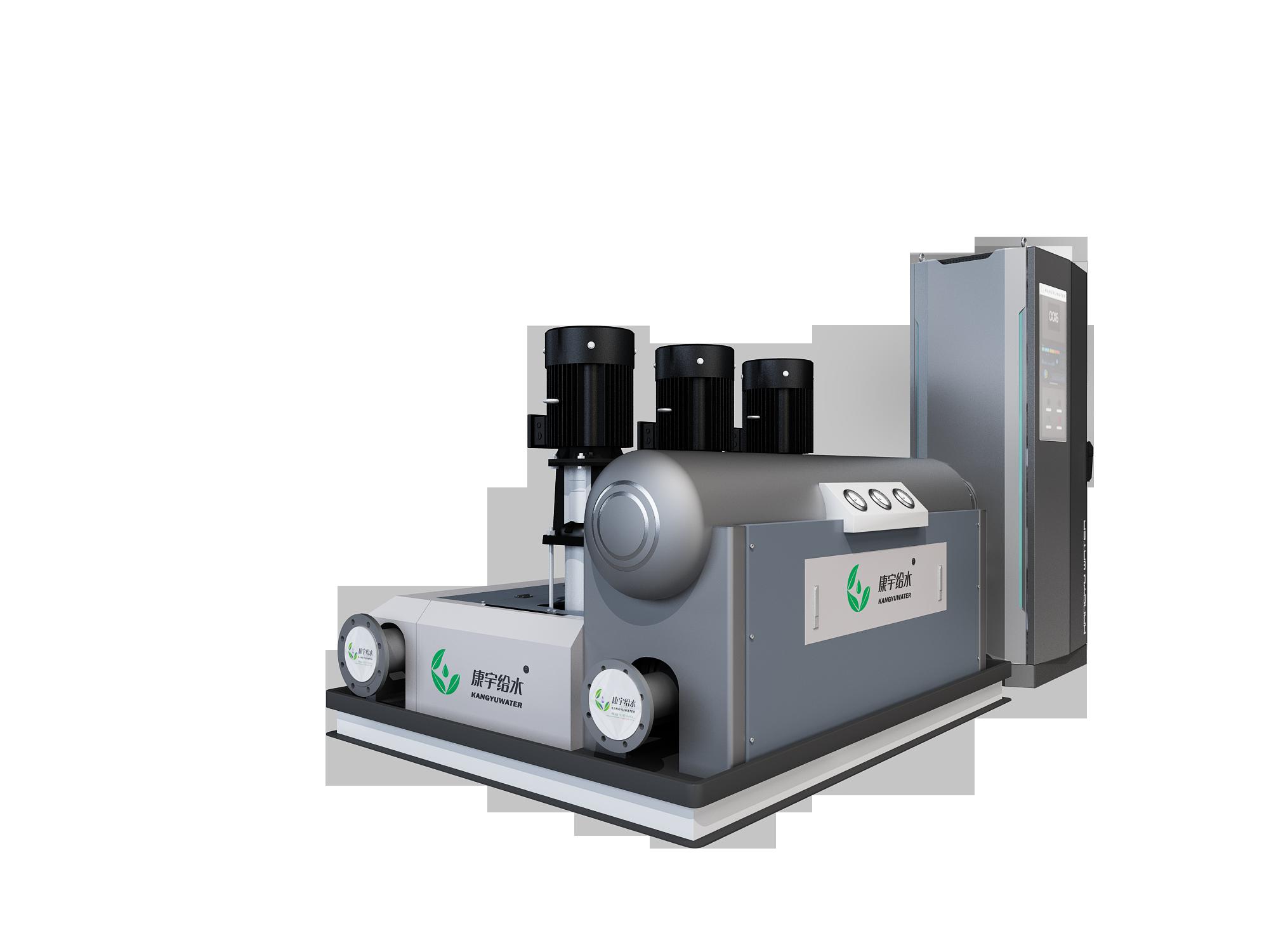 新款BPG系列变频恒压给水设备