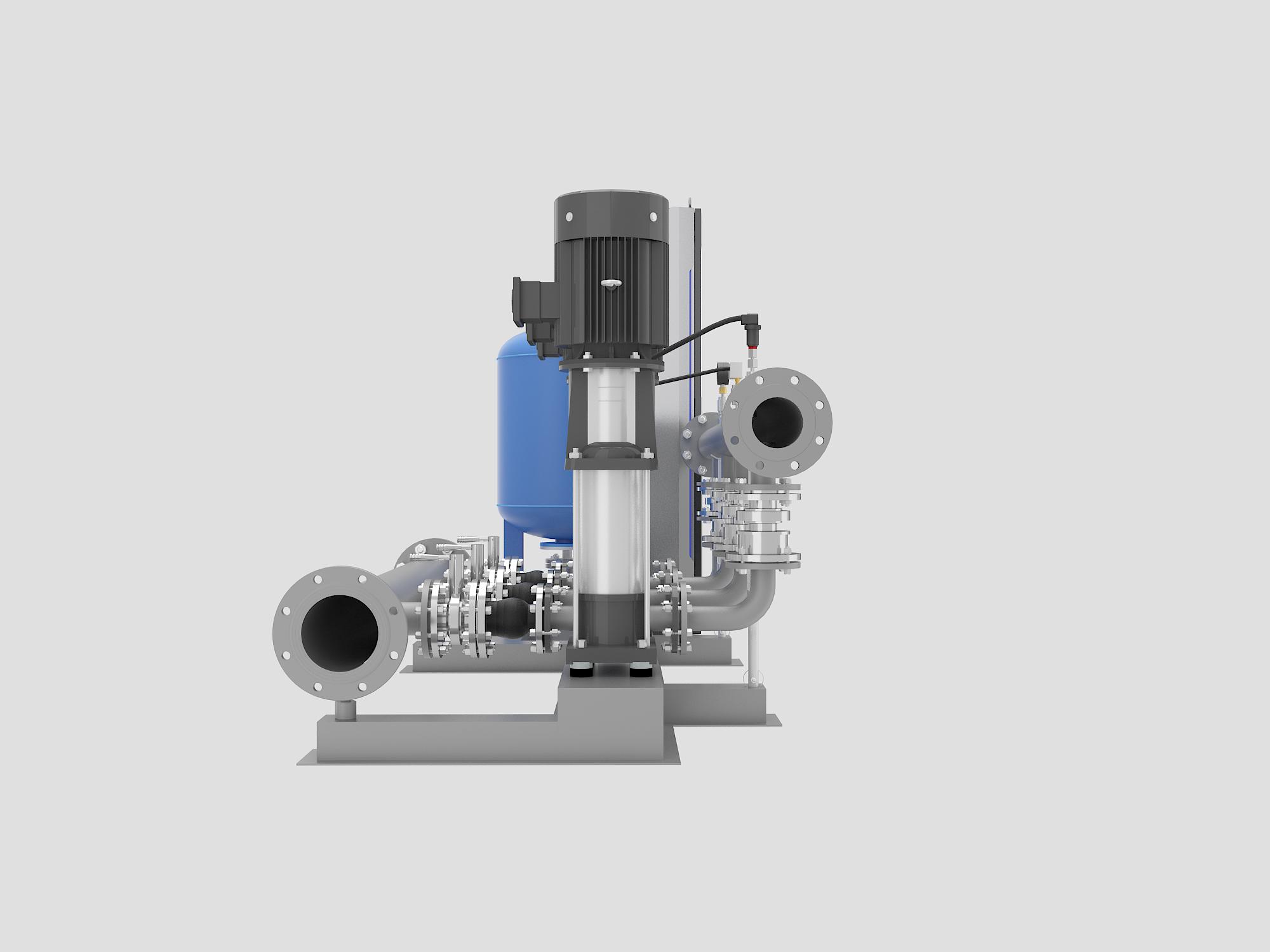 BPG系列变频恒压给水设备