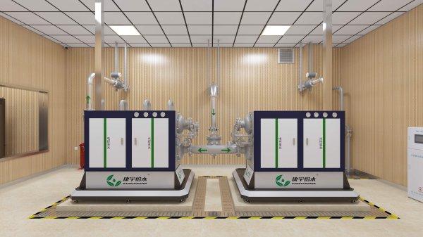 室内标准化智慧泵房
