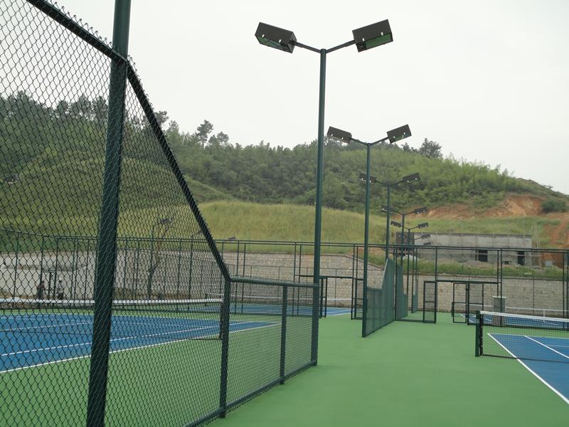 球场灯光照明围网设备