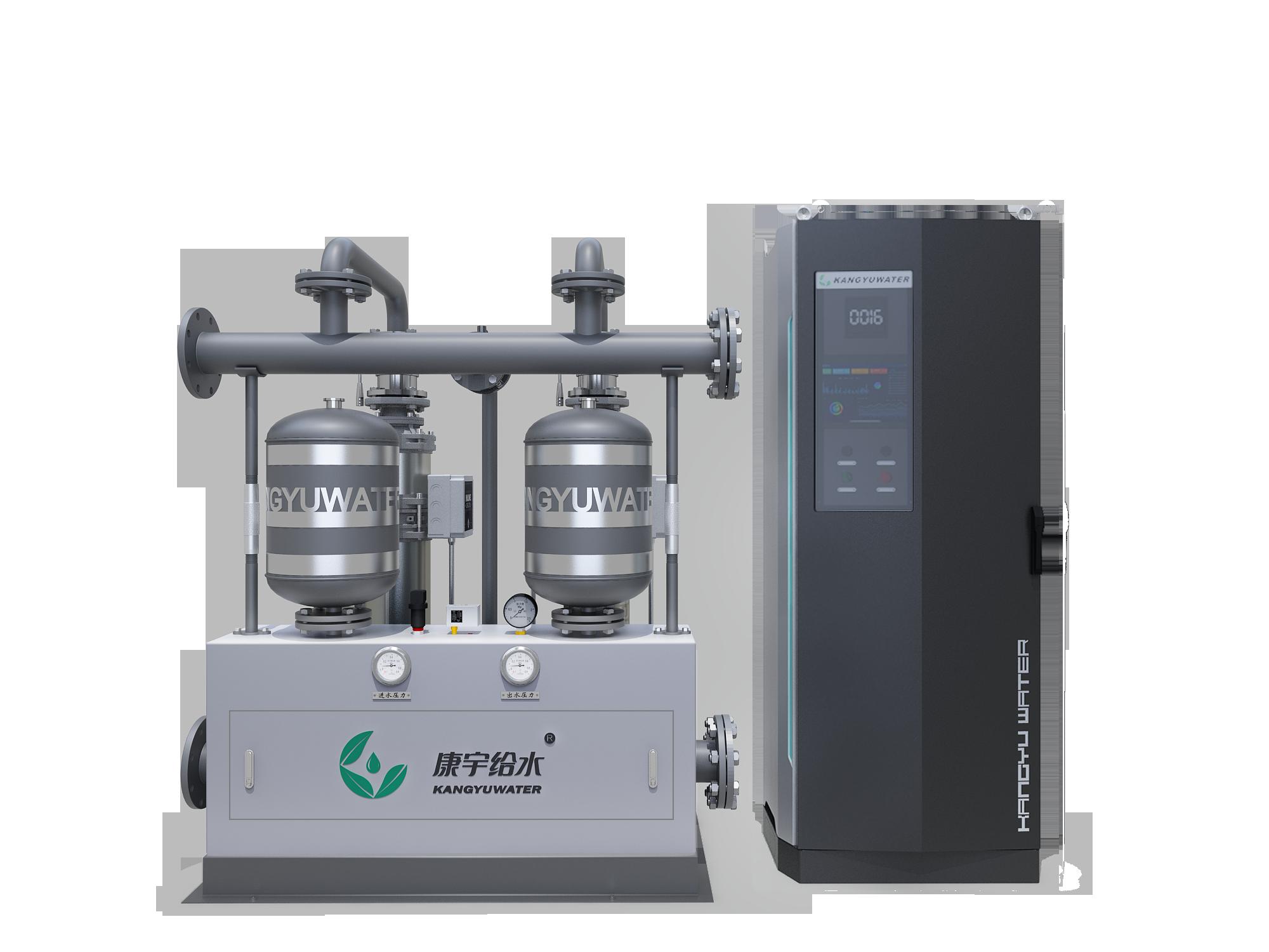 ZJD系列智能静音管网叠压给水设备-Ⅱ型