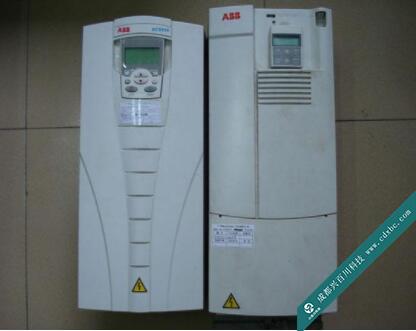 ABB變頻器輸出無電壓及電壓故障的修理
